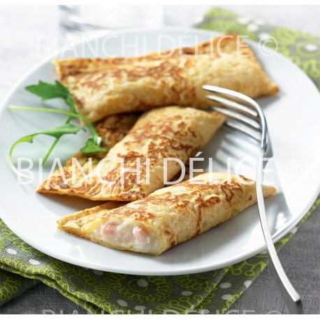 20 CREPES JAMBON FROMAGE