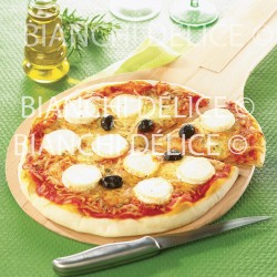 PIZZA CHEVRE CHAUD