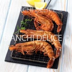 CREVETTES CRUES BLANCHES SAUVAGES