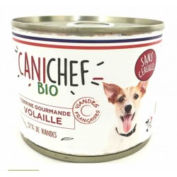 CANICHEF 2 TERRINES VOLAILLE